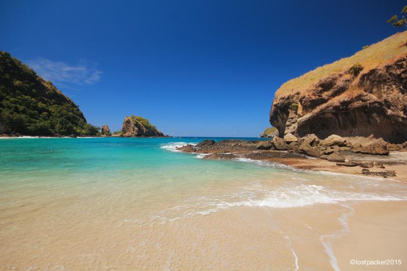 Pesona Keindahan Pantai Koka di Sikka Flores
