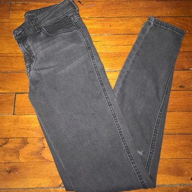 Kerajinan Dari Jeans Bekas
