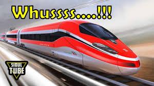 kereta api tercepat