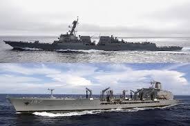 amerika kembali kirimkan kapal perang keselat taiwan