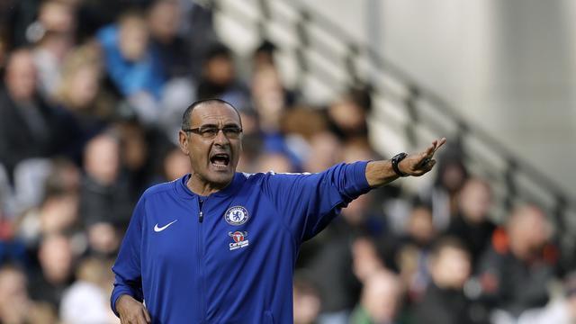 Gelar Liga Europa Tidak Menjamin Posisi Tetap Sarri di Chelsea