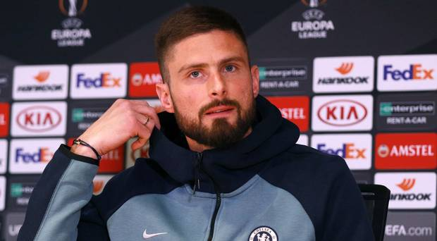 Chelsea Kembali Tambah Kontrak Olivier Giroud