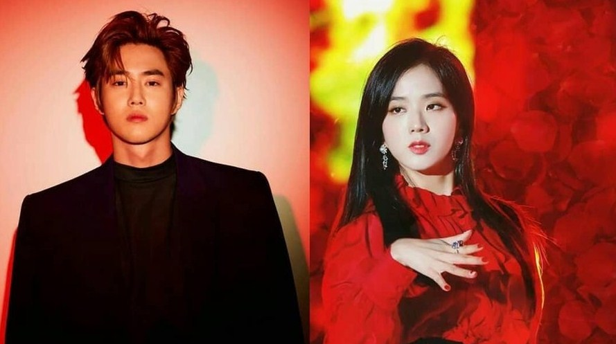 BREAKING – Suho EXO Dan Jisoo Black Pink Menjalin Hubungan Asmara