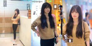 Fashion Santai Irene Red Velvet Menuai Pujian Saat Di Bandara