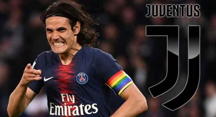 Edinson Cavani Ingin Masuk ke Juventus