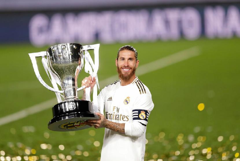 Pemain Real Madrid Berpeluang Pergi Pada Musim Depan